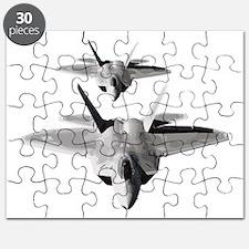 Cute Jet Puzzle
