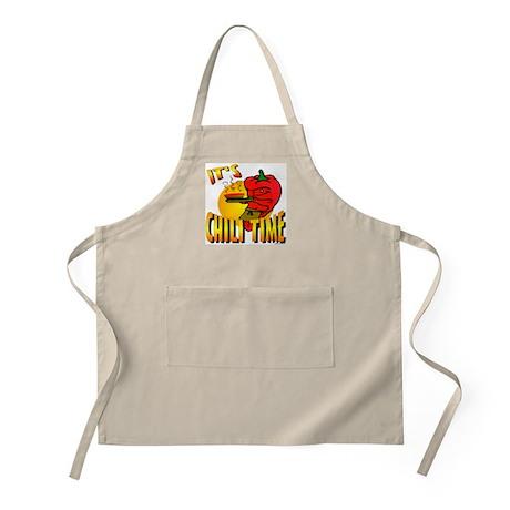 Chili Time BBQ Apron