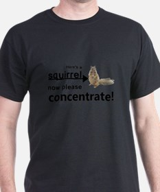 Cute Concentration T-Shirt