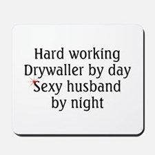 Drywaller Mousepad