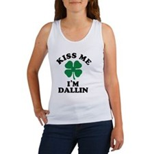 Cute Dallin Women's Tank Top