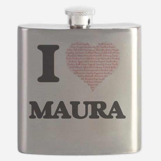 Funny Maura Flask