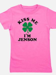 Cute Jenson Girl's Tee