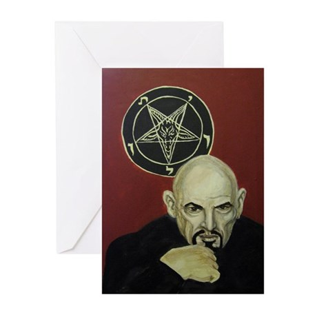Lavey Portrait Greeting Cards (Pk of 20)