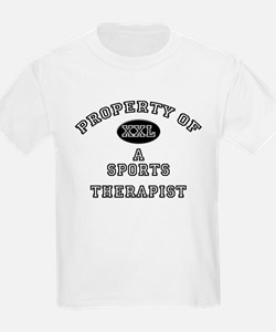 Property of a Sports Therapist T-Shirt