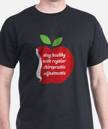 Stay Healthy With Chiropractic T-Shirt