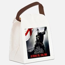 ALL UNITED Canvas Lunch Bag