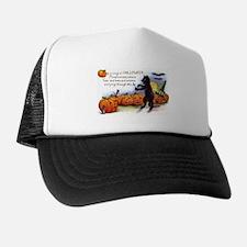 Halloween Nineteen Store Trucker Hat