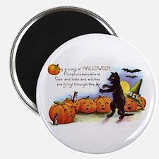 Halloween Nineteen Store Magnet
