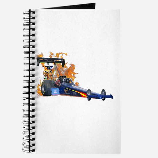 Flaming Top Fuel Journal