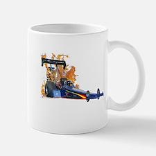Flaming Top Fuel Mugs