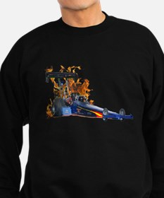 Flaming Top Fuel Sweater