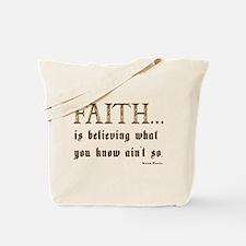 Unique Humanist Tote Bag