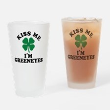 Greeneyes Drinking Glass