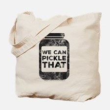 Vintage we can pickle that Tote Bag