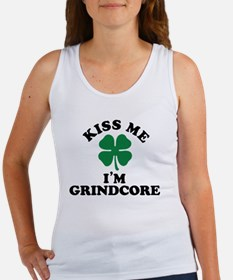 Unique Grindcore Women's Tank Top