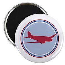 Airplane Model Magnet