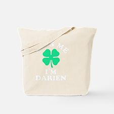 Funny Darien Tote Bag