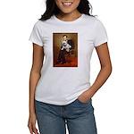 Lincoln's English Bulldog Women's T-Shirt