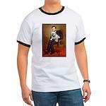 Lincoln's English Bulldog Ringer T
