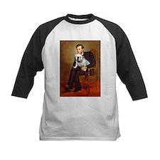 Lincoln's English Bulldog Tee