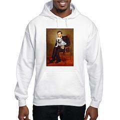 Lincoln's English Bulldog Hoodie