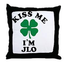 Cute Jlo Throw Pillow