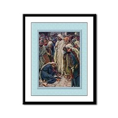 Adultery - Copping - 9x12 Framed Print