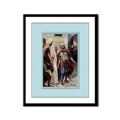 Centurian-Copping-9x12 Framed Print