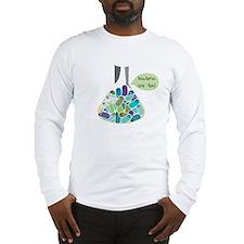 Cute Bacterium Long Sleeve T-Shirt