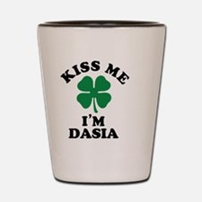 Funny Dasia Shot Glass