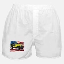 Patriotic CJ Boxer Shorts