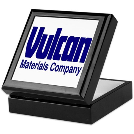 Vulcan Materials Store Keepsake Box