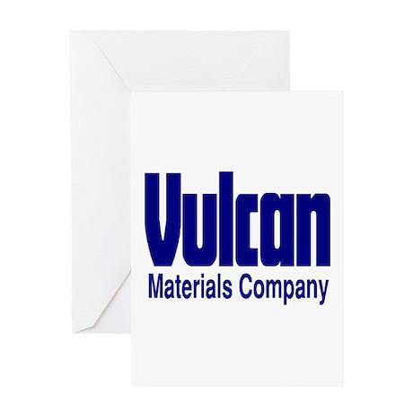 Vulcan Materials Store Greeting Card
