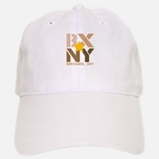 BX, Bronx Brown Baseball Baseball Cap