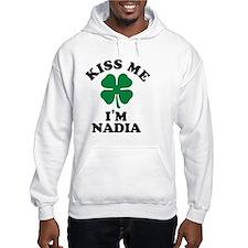 Cute Nadia Hoodie Sweatshirt