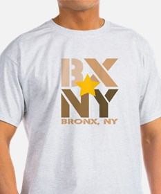 BX, Bronx Brown T-Shirt