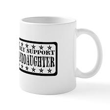 Proudly Support Grnddghtr - NAVY Mug