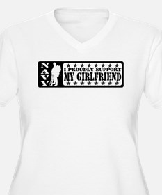 Proudly Support GF - NAVY T-Shirt
