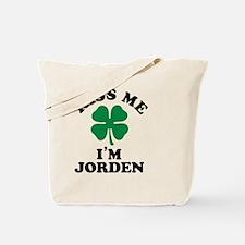 Cute Jorden Tote Bag