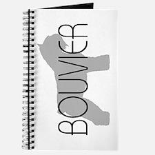 Bouvier Dog Journal