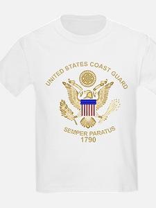 uscg_flg_d3 T-Shirt