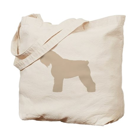 Fawn Bouvier Des Flandres Tote Bag