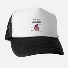 My Right Ventricle Trucker Hat