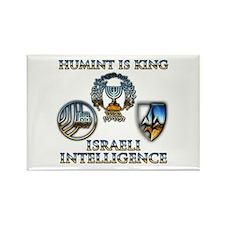 Israeli Intelligence Rectangle Magnet