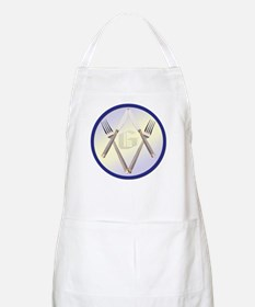 Masonic Knife and Fork Degree BBQ Apron