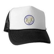 Masonic Knife and Fork Degree Trucker Hat