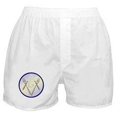 Masonic Knife and Fork Degree Boxer Shorts