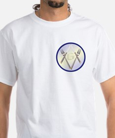 Masonic Knife and Fork Degree Shirt