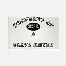 Property of a Slave Driver Rectangle Magnet